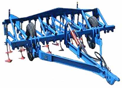 Культиватор прицепной сплошной обработки почвы (КПС-4М)