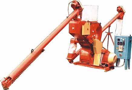Дробилка зерновая безрешетная (ДЗ-3-02 (ДБ-5))