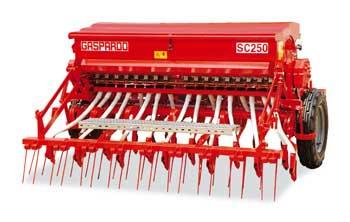 Сеялка зерновая механическая (S-SL/SC-SLC)