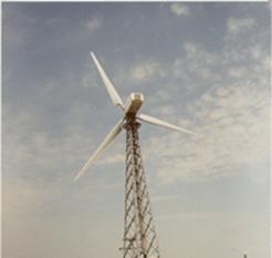 Ветротурбина (USW 56-100)