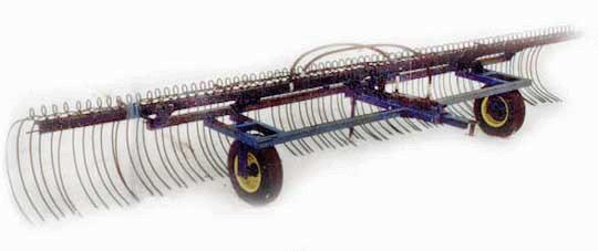 Грабли поперечные тракторные (ГПГ)