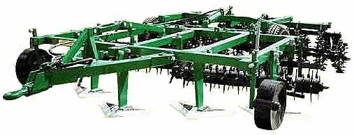 Агрегат почвообрабатывающий (АГ-4)