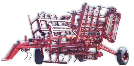 Агрегат предпосевной обработки почвы (АПВ-4,5)