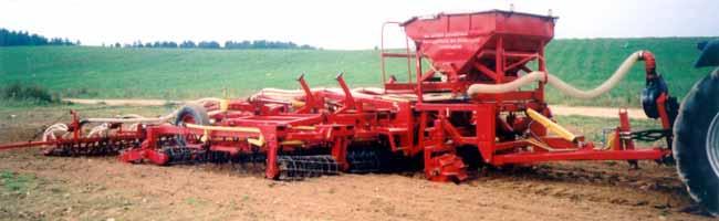 Агрегат почвообрабатывающе-посевной (АПП)