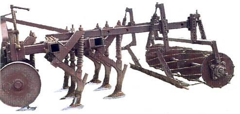 Машина многофункциональная почвообрабатывающая (МПМ-3)