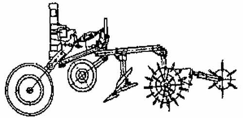 Культиватор универсальный (УК-0,45(0,7))