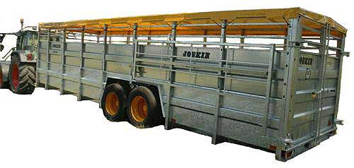 Трейлер для скота (Betimax)