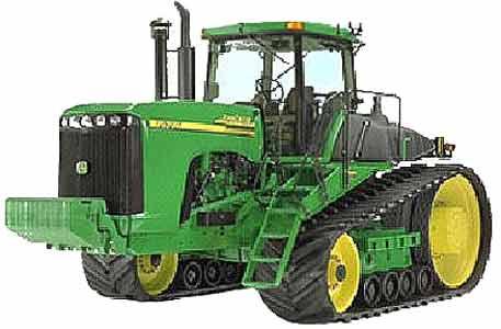 Трактор гусеничный (John Deere 9020Т)