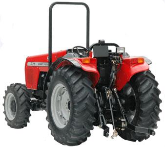 Трактор (MF-200)