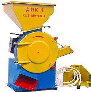 Дробилка-измельчитель (ДИК-1,5)