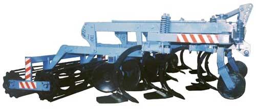 Культиватор навесной комбинированный (КНК-4000 (6000))