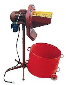 Дробилка зерна (ДЗ-300х45)