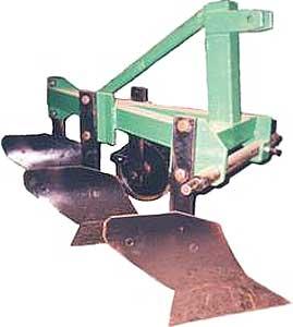 Плуг 2-3-х корпусной навесной (П-2(3)-25)