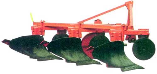 Плуг 3, 6-ти корпусной болотный (ПБН-3(6)-50А)
