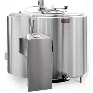 Танк-охладитель молока вертикальный (Frigomilk G10)