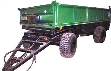 Прицеп тракторный самосвальный (2ПТС-4(6))
