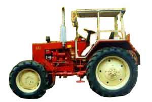Трактор сельскохозяйственный (ЗТМ-80 (82))
