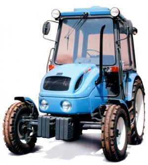 Трактор малой мощности (ХТЗ-3510)