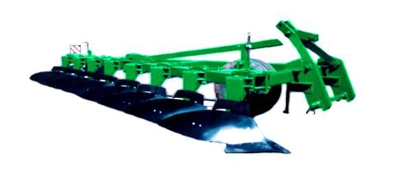 Плуг 8-ми корпусный навесной (ПНК-8-40)