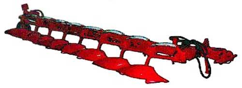 Плуг 8-ми корпусный полунавесной (ППН 8.30/50)