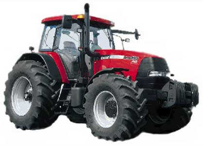 Трактор (Case IH MXM)
