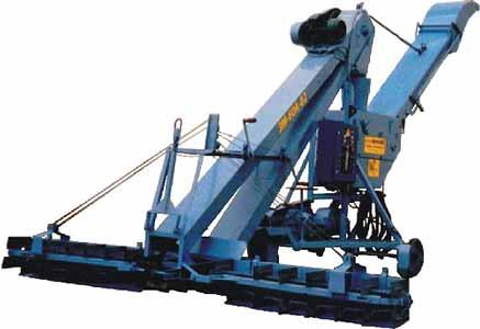 Зернометатель самопередвижной (ЗМ-60А-02(03))