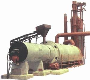 Сушилка для зерна стационарная барабанная  (СЗСБ-8А)
