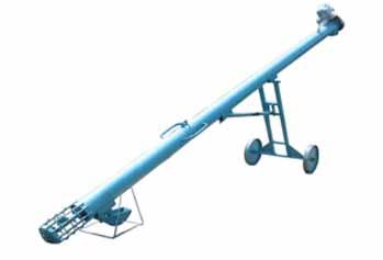 Загрузчик шнековый передвижной (ЗШП-10 (40))