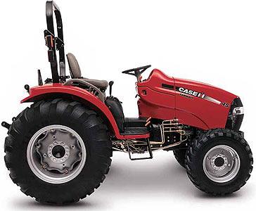 Трактор (Farmall Compact)