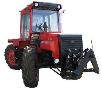 Трактор интегральной схемы универсально-пропашной (ЛТЗ-155.4)