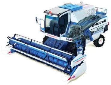 Комбайн зерноуборочный (Енисей-950)
