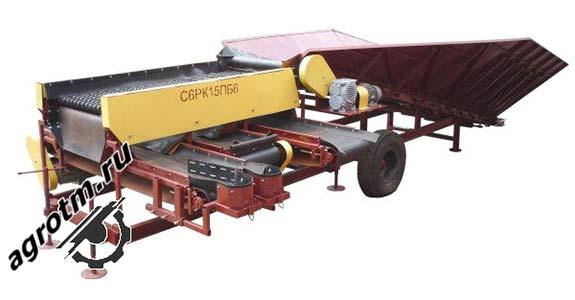 Машина картофелесортировальная (С6РК15ПБ6)