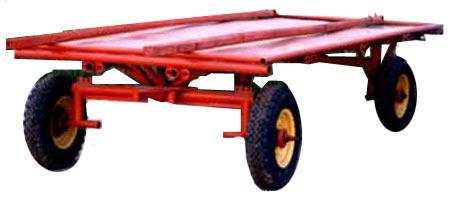 Повозка плоская (ПО-1,2ПМ)