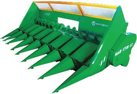 Жатка для уборки кукурузы (НАШ-870К)
