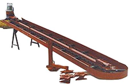 Транспортер скребковый навозоуборочный (ТСН-160М)