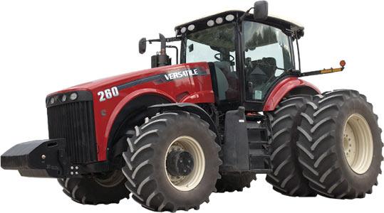 Трактор (Versatile MFWD 260-310 hp)