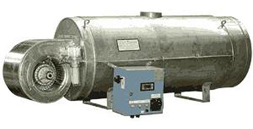 Теплогенератор на жидком топливе (ТГЖ-0,06)