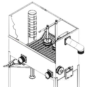 Регулятор уровня жидкости (Houle)