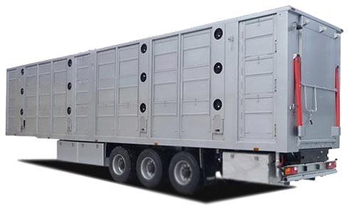 Скотовоз трёхэтажный (Тонар-9826)