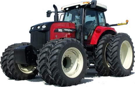 Трактор (Versatile MFWD 250-305 hp)