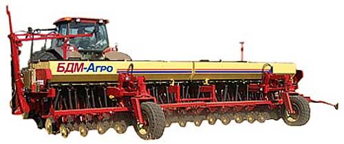 Сеялка прямого посева (СПП-4,2 (5,2; 7,2))