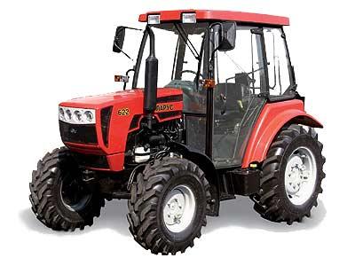 Трактор (МТЗ-622)