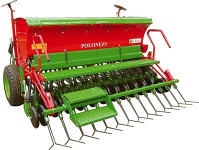 Сеялка универсальная зерновая (Polonez)