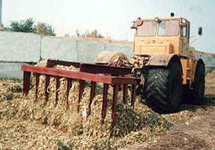 Транспортер силосной массы (ТСМ-2,6)