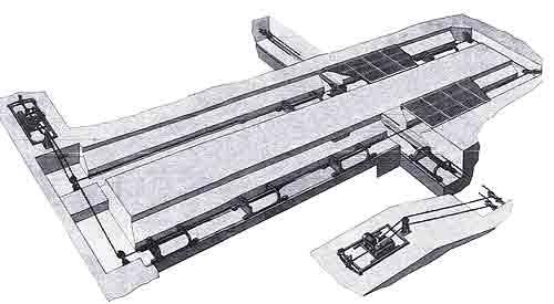 Транспортер скребковый (ТС-1)