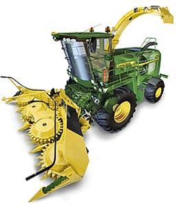 Жатка кукурузная (John Deere SPFH)
