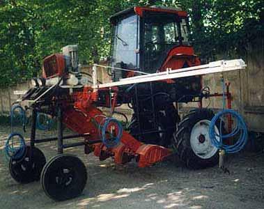 Агрегат для обрезки растений (АСВ-8В)