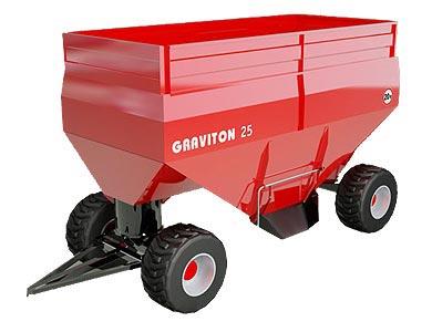Бункер-загрузчик зерна и сыпучих материалов (Graviton)