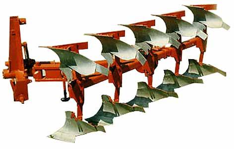 Плуг 2-5-ти корпусный оборотный (ПОН-2(3, 5)-30)