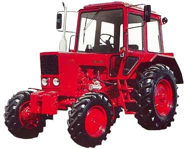 Трактор универсально-пропашной (МТЗ 500)